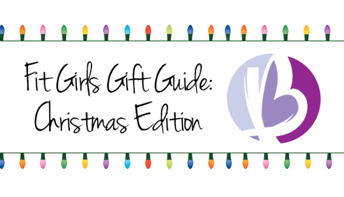 fit girls christmas gift guide, fitness christmas gifts