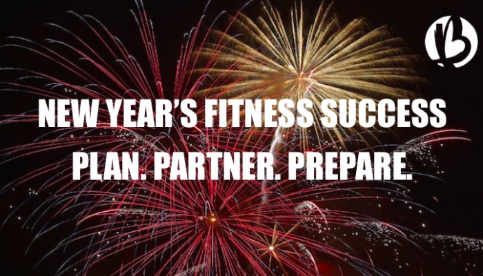 new year's fitness success, fit mom