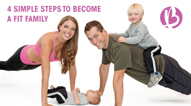 fit family, family exercise, fit kids