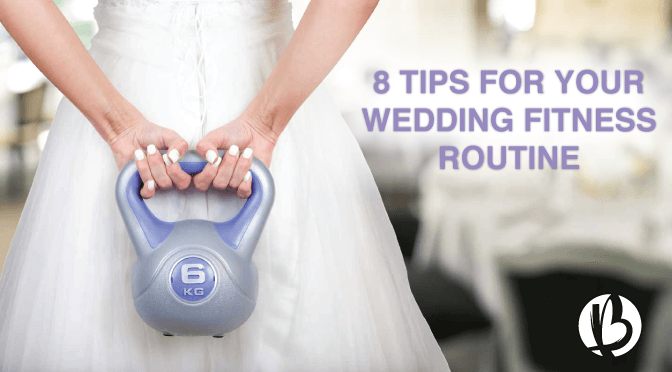 wedding fitness routine, fit bride, wedding exercise