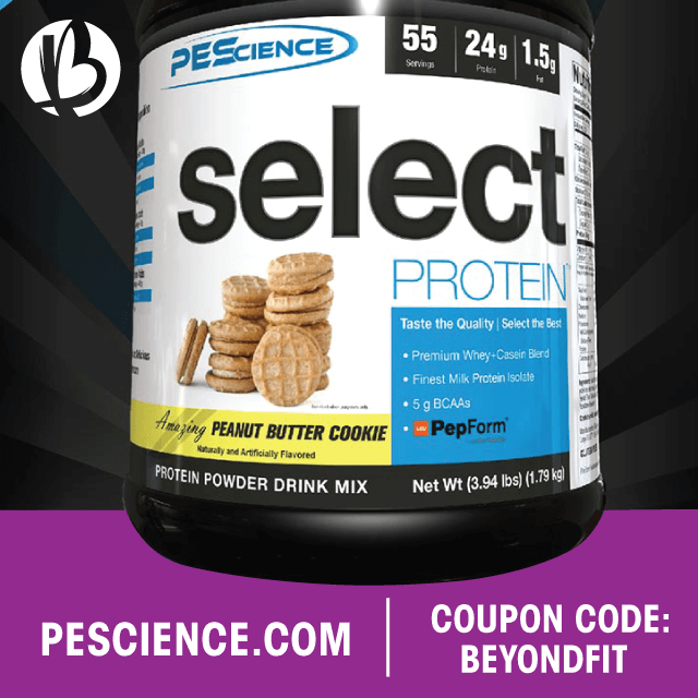 healthy peanut butter recipes, PEScience protein powder, peanut butter protein powder
