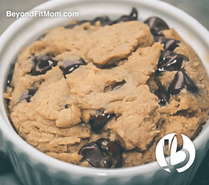 healthy peanut butter recipes, edible cookie dough, peanut butter cookie dough protein, pescience select protein