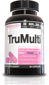 women need a multivitamin, women's multivitamin, pescience trumulti women, women's supplements