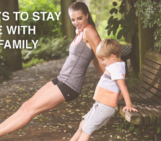 10 Ways To Stay Active With Your Family