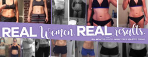 exercise results, fit mom