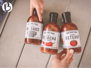 healthy bbq sauce recipe, true made food sauce