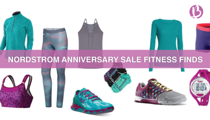Nordstrom Anniversary Sale Fitness