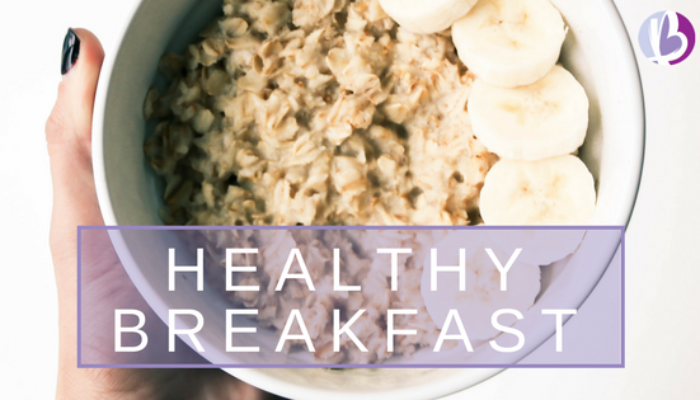 healthy breakfast, breakfast recipes, protein oats, pescience protein4oats