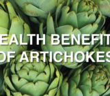 artichokes, recipe, health benefits of artichokes