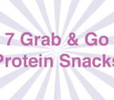 healthy snacks, fit moms, protein