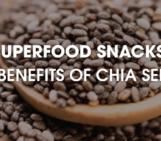 superfood snacks, chia seed, fit moms