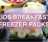 fit moms, healthy breakfasts, kidzshake, healthy kid snacks