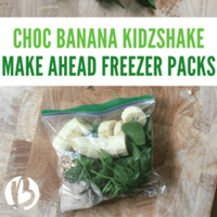 Beyond Fit Mom | Healthy Breakfasts for Kids: Kidzshake
