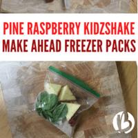 Beyond Fit Mom | Healthy Breakfasts for Kids: Kidzshake