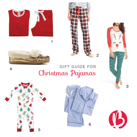 holiday gift guides, Christmas Pajamas, fit moms