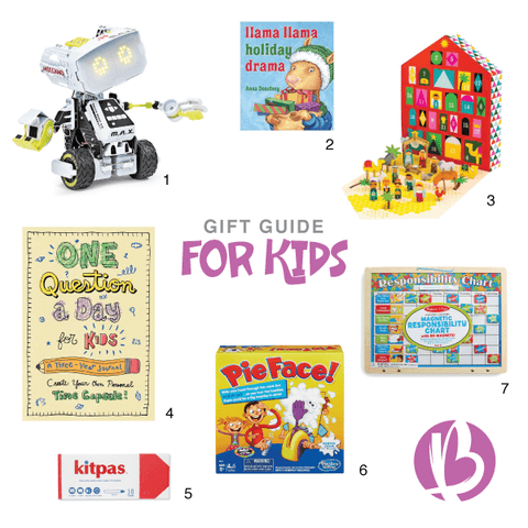 holiday gift guides, for kids, fit moms