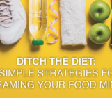 ditch the diet, fit moms, food mindset