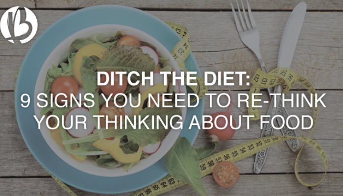 ditch the diet, healthier relationship with food, fit moms