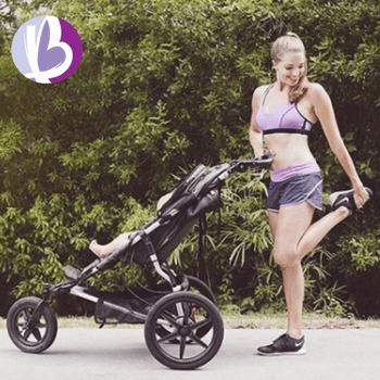 fit moms, stoller workouts, fat loss for moms