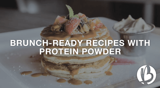 fit moms, fat loss for moms, brunch, protein powder, PEScience
