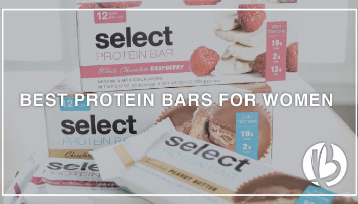Best Protein Bars for Women