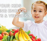Fruits and Veggies: Are Your Kids Getting Enough?