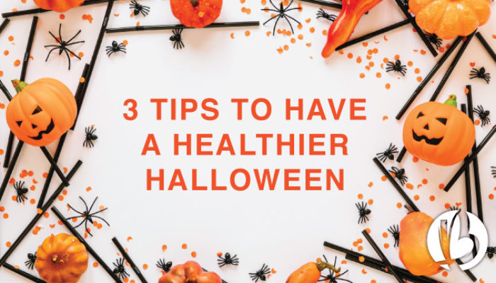 3 Tips to Have a Healthier Halloween